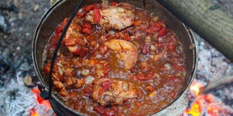 Фирменное блюдо чахохбили