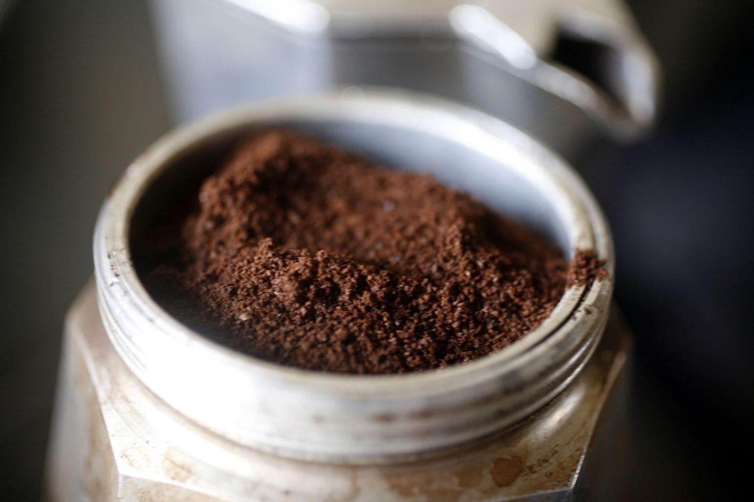 Кофейный порошок