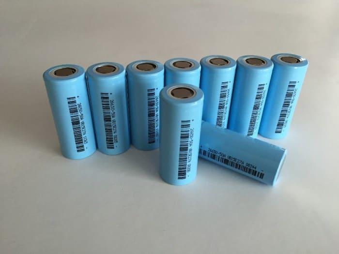 Литий-йонные аккумуляторы