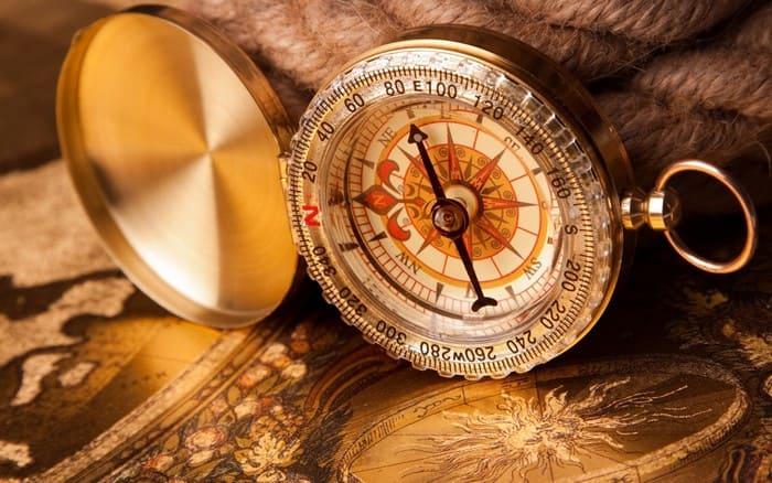 Эксклюзивный компас