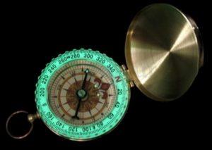 Люминесцентный компас