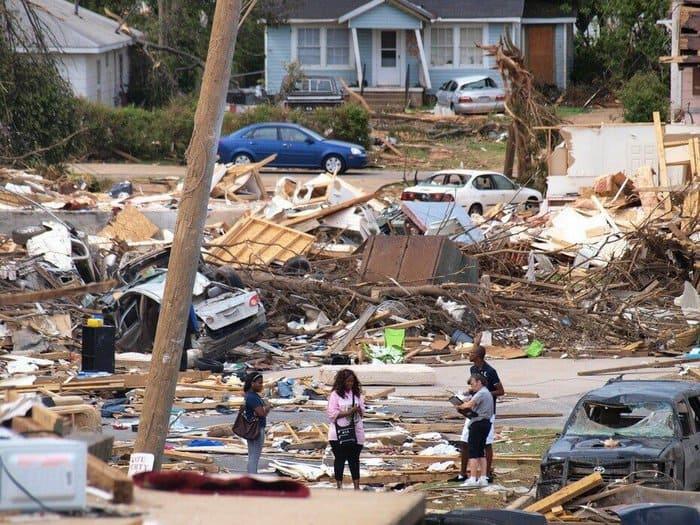К стихийным бедствиям необходимо заранее подготовиться