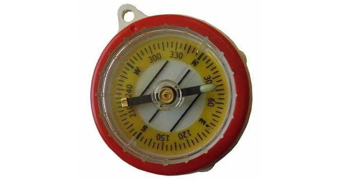 Жидкостной компас