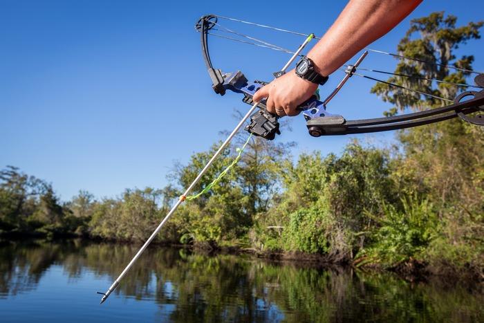 Такой вид добычи рыбы требует определённых навыков и сноровки