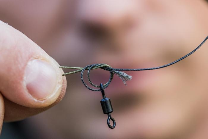 Узел паломар используется для монтажа различных рыболовных аксессуаров