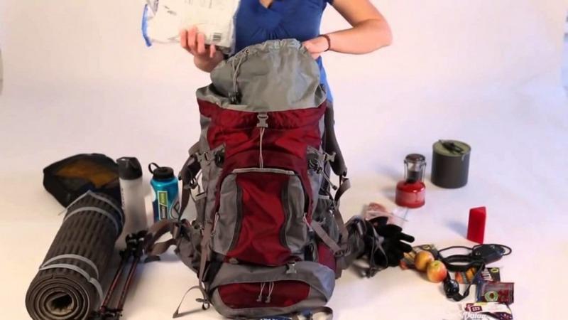 Чтобы не носить лишние тяжести, следует составить список вещей, которые пригодятся в походе