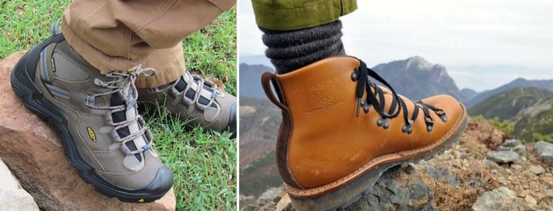 Для продолжительных походов рекомендуется выбирать только проверенную и удобную обувь