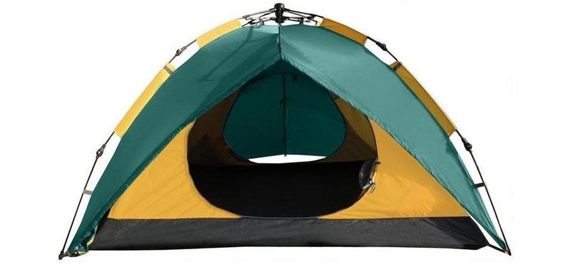 GREENELL Dingle 3 - трекинговая палатка, имеет небольшие размеры и малый вес