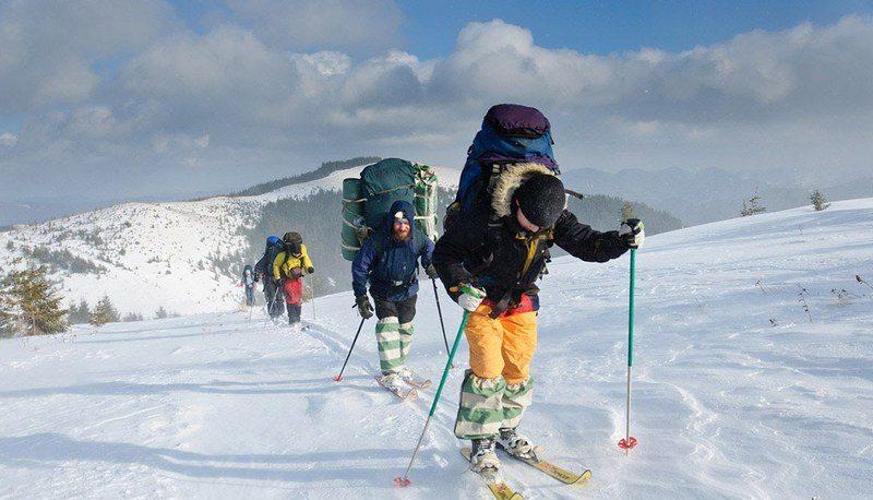 Лыжный туризм - увлекательный вид активного отдыха