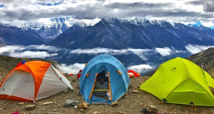 Палатки для горного трекинга