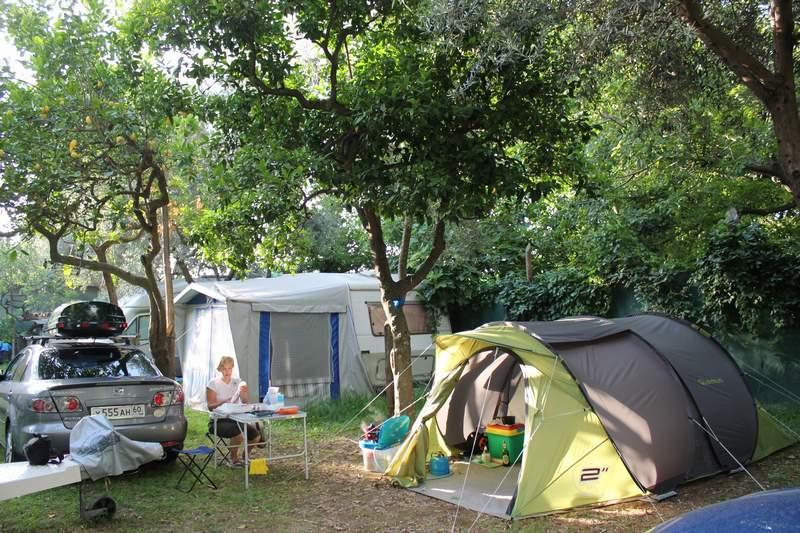 Палаточный отдых – это отличная возможность провести время на свежем воздухе