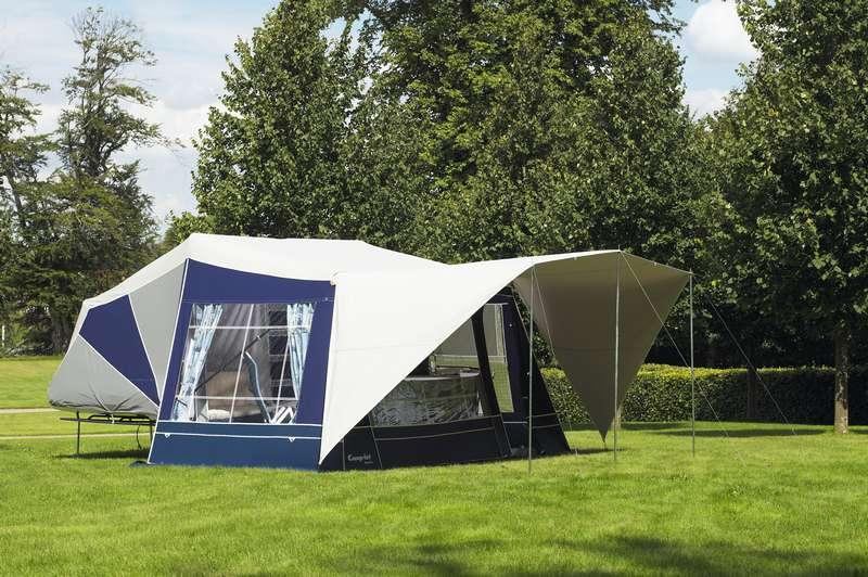 Прицеп-палатка Camp-let Basic