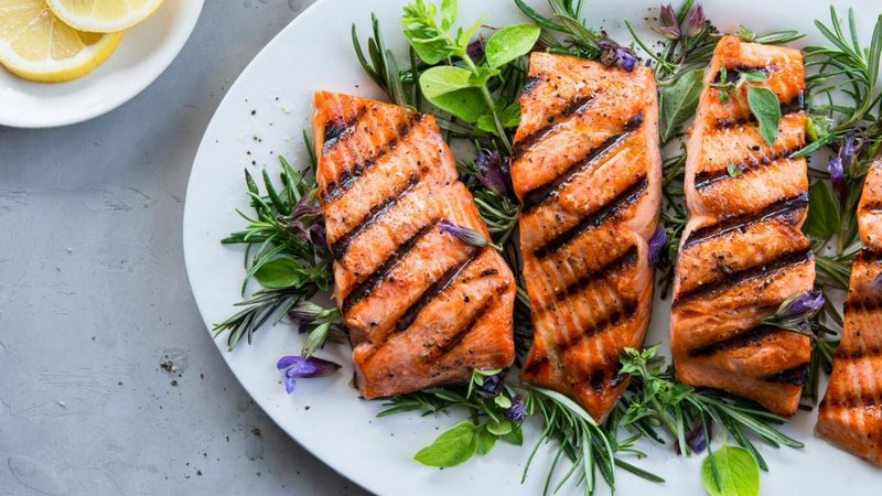 Атлантический лосось имеет вкусное, нежное и полезное мясо