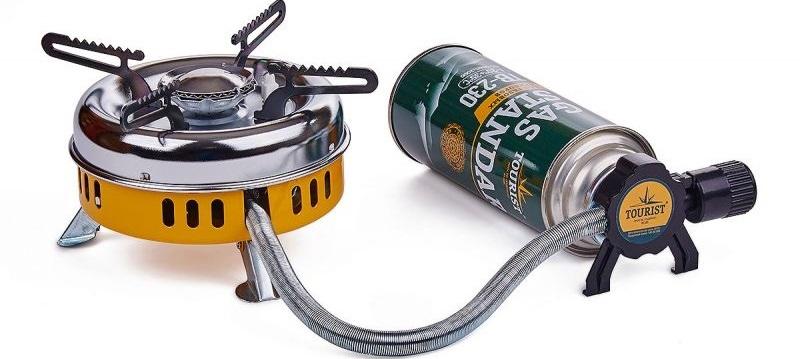 Газовая горелка - популярное средство для приготовления еды в походе