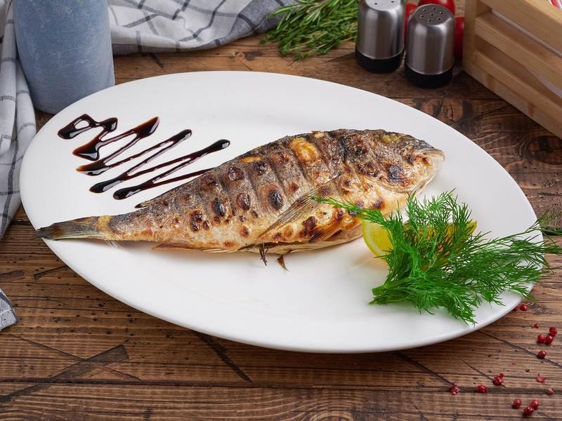 Изысканная дорада гриль по-гречески - невероятно нежное и легкое блюдо
