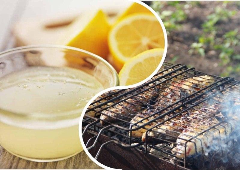 Караси в маринаде с соком лимона приятно удивят своим оригинальным вкусом