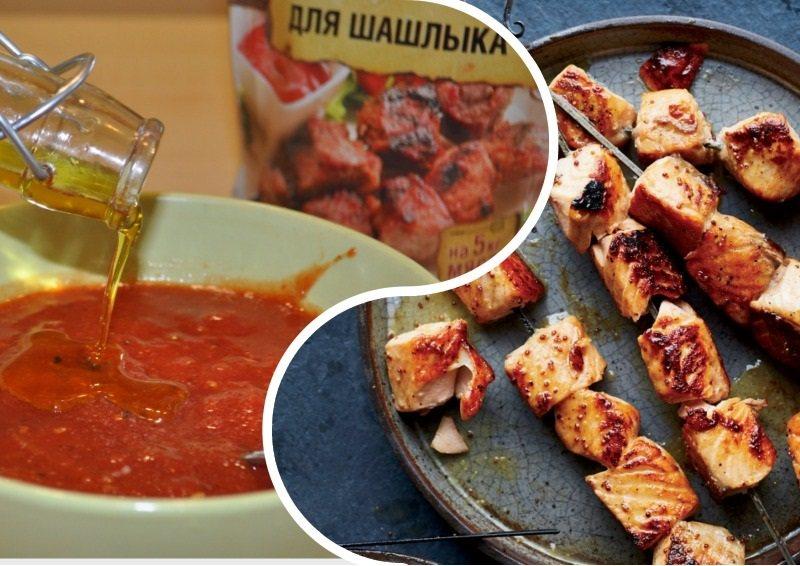 Караси в томатном маринаде - очень простое и вкусное блюдо
