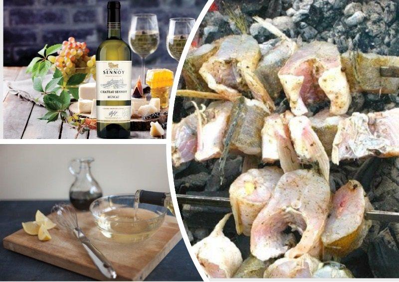 Лещ в маринаде из белого вина - изысканное и одновременно простое в приготовлении блюдо