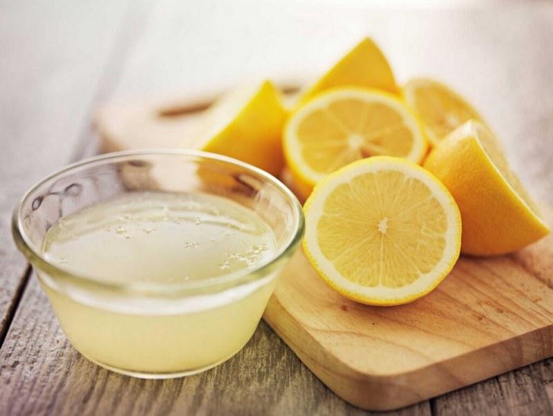 Лимонный сок позволит уменьшить рыбный запах