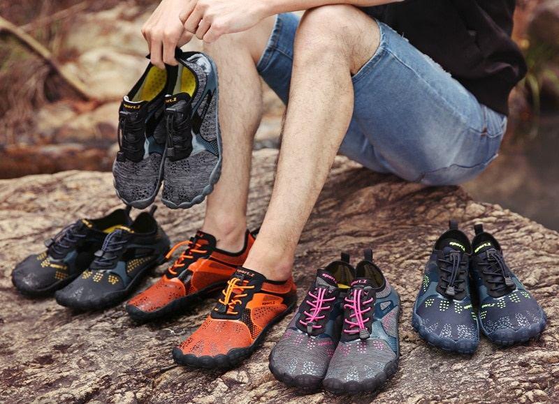 Обувь для похода должна быть теплой, удобной, непромокаемой и максимально лёгкой