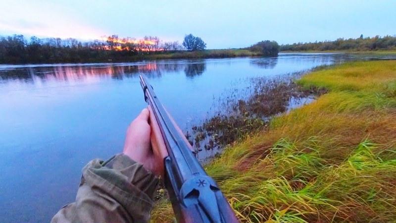 Охота на уток с подхода - простой способ охоты, который доступен даже начинающим охотникам