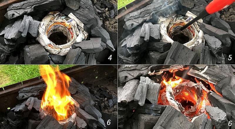 Правильная подготовка углей - залог успешного приготовления шашлыка