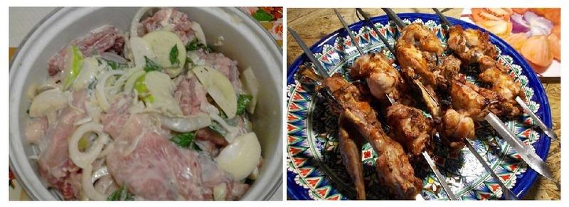 Шашлык из кролика в майонезе - легкое, некалорийное блюдо, которое готовить совершенно несложно