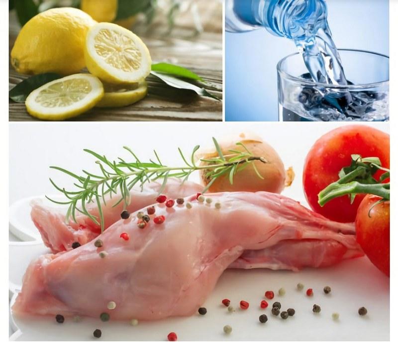 Шашлык из кролика в маринаде на минеральной воде - вкусное и сочное блюдо