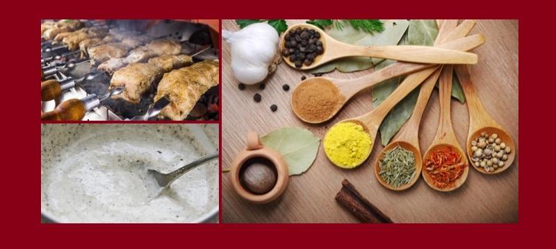 Шашлык из сома в маринаде из сметаны и майонеза станет отличным угощением для семейного отдыха на природе