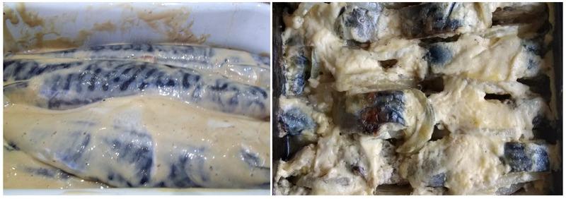 Скумбрия в майонезном маринаде - один из самых популярных способов приготовления рыбы