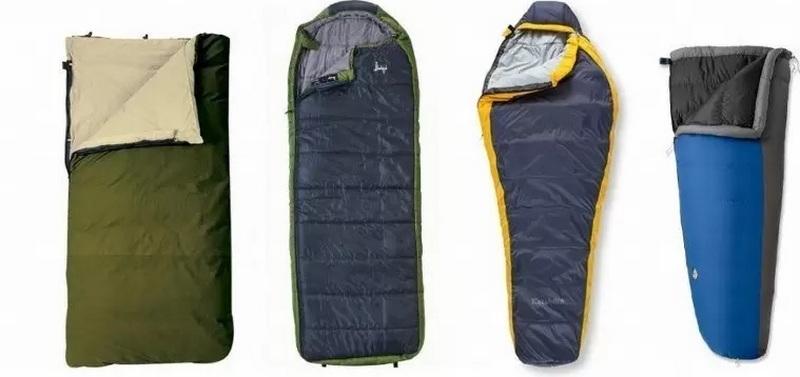 Собираясь в продолжительное путешествие, следует взять спальный мешок с наполнителем из синтепона или пуха