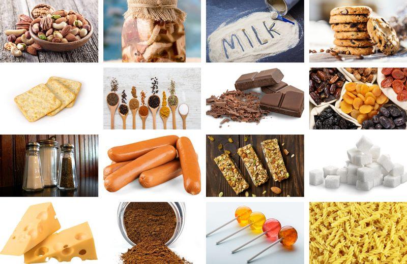 Базовый набор продуктов для похода
