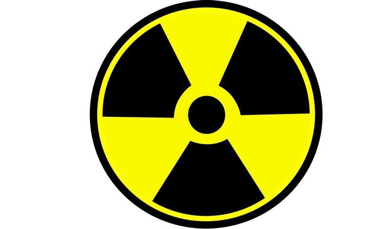 Знак радиационной опасности - предупреждающий символ для привлечения внимания людей к объектам явной угрозы