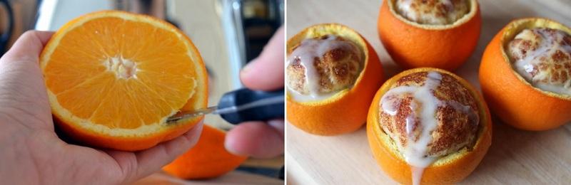 Апельсиновые капкейки - оригинальное ароматное блюдо, которое можно быстро приготовить