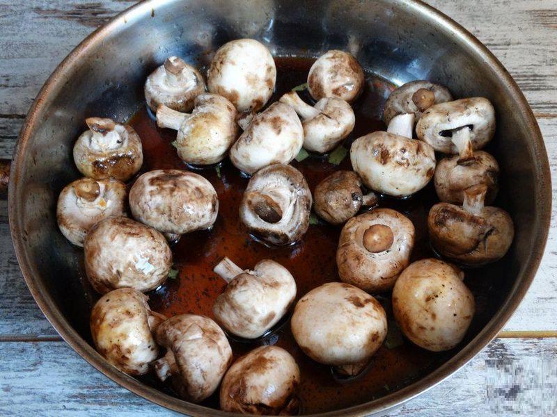 Китайский маринад - универсальный рецепт соуса для грибов