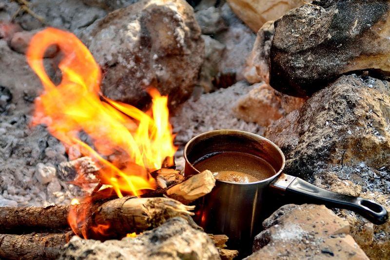 Когда нужно быстро восстановить силы, поможет кофе по-походному