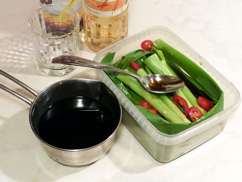 Корейский маринад - вкусный ароматный рассол