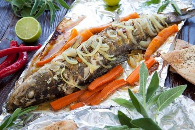 Щука с луком отличается отменным вкусом и высокими питательными свойствами