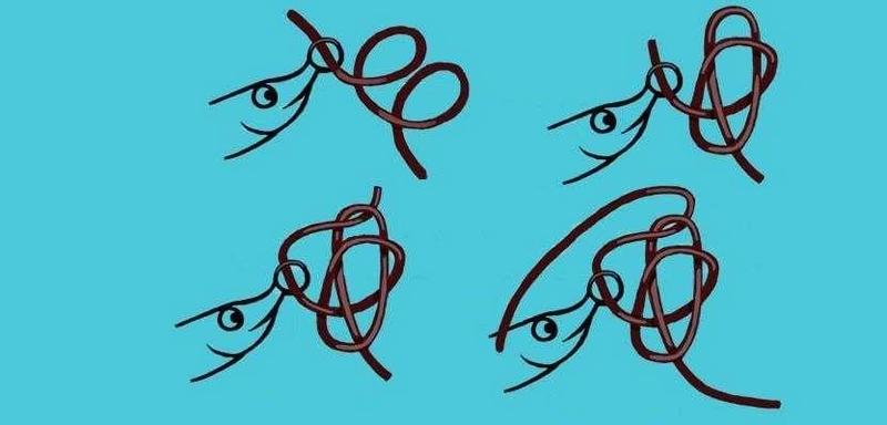 Узел сanoe man является простым и компактным узлом